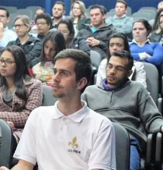 Faesp promove Congresso I Sustentar no Campus Hauer / Boqueirão
