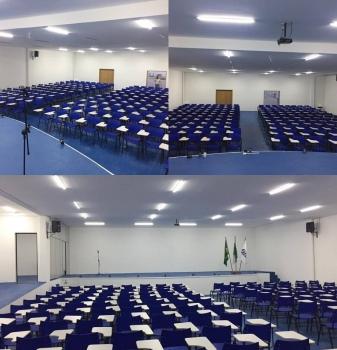Conheça o novo campus Hauer / Boqueirão da Faesp