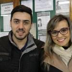 Caroline de Oliveira Rezende e Oscar Ferreira de Oliveira Junior