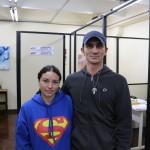 Elizabeth Aparecida Ferreira e Márcio José Sinegoski